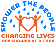 Shower the People San Luis Obispo Logo