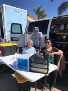 volunteers in Oceano